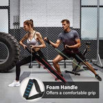 Workout Equipment - Adjustable Resistance Bands | Dream & Fly