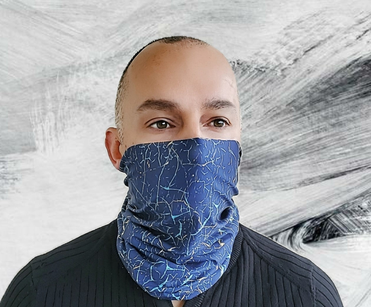 Multifunctional Hi-Res Printed Bandanas