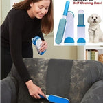 Reusable Pet Hair Removal Device