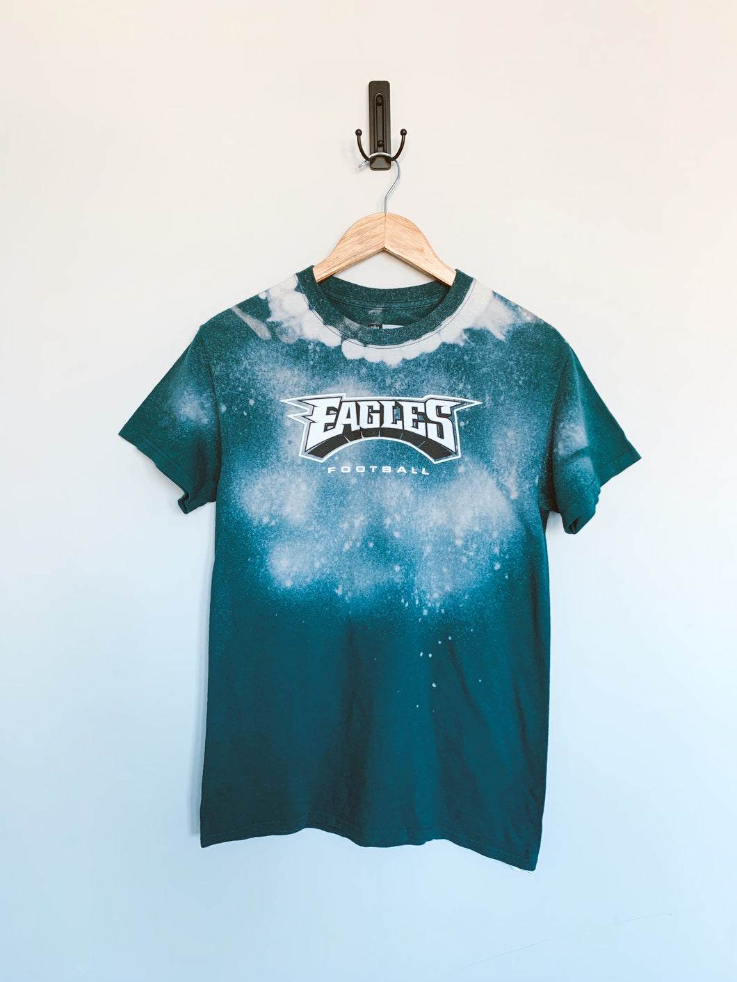 Eagles Teal Tee