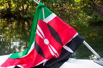 Load image into Gallery viewer, Kenyan Flag, 3x5'