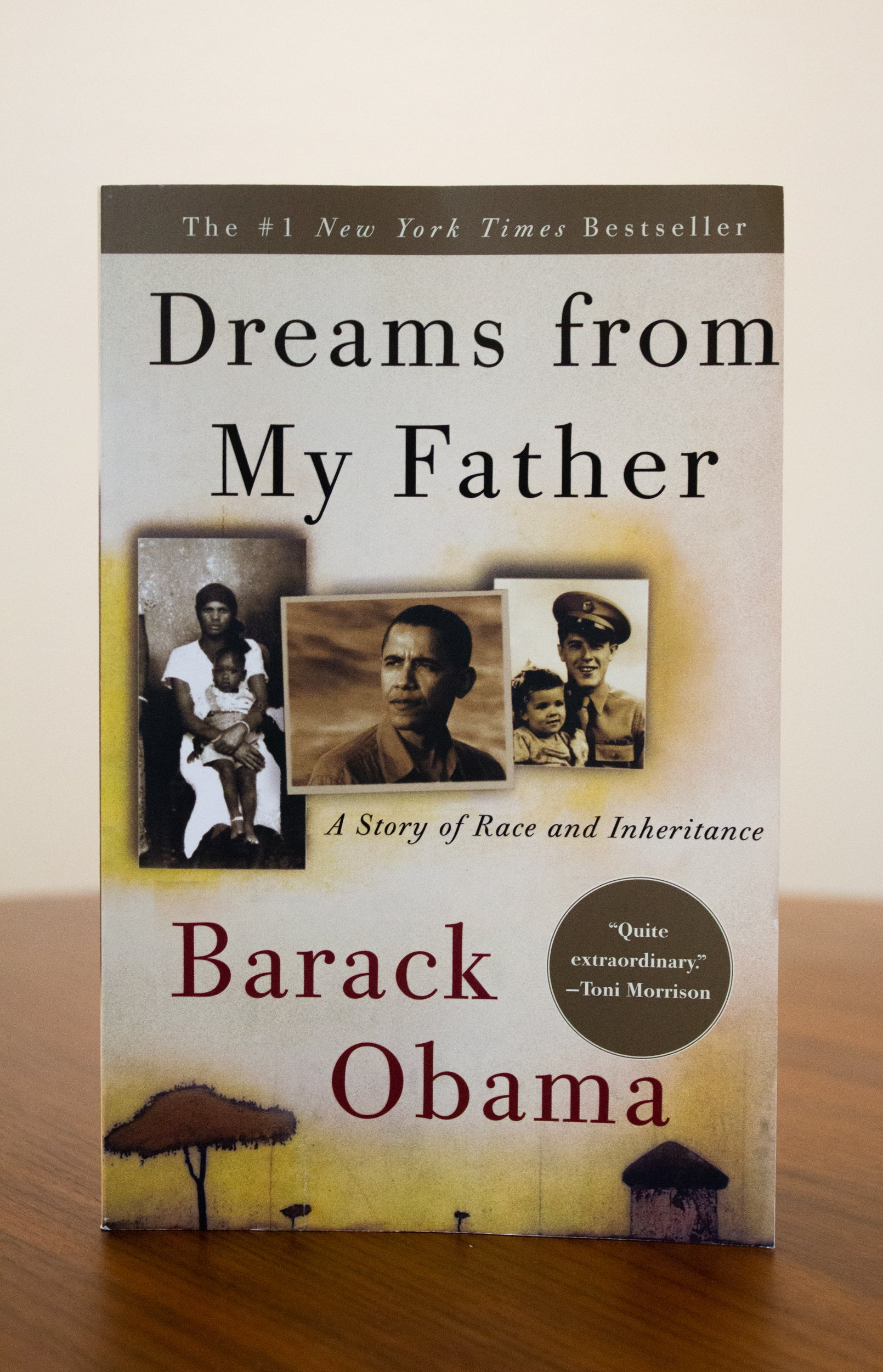 Dreams From My Father by Barrack Obama