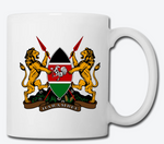 Load image into Gallery viewer, Harambee - Coat of Arms Coffee/Tea Mug