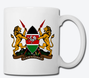 Harambee - Coat of Arms Coffee/Tea Mug