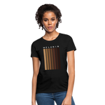 Load image into Gallery viewer, Melanin - Your Black is Beautiful Women's T-Shirt - black