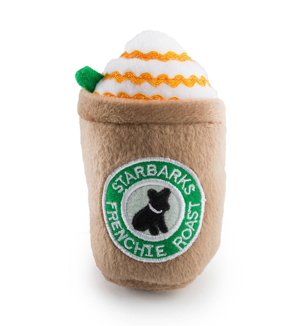 Starbarks Frenchie Roast Chew Toy