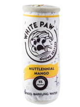 Load image into Gallery viewer, White Paw Chew Toy Set in Bark Cherry & Muttlennial Mango