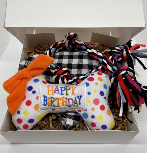 M/L Bone in Birthday Box
