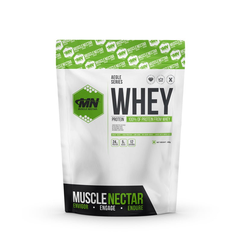 100% Whey Protein Blend with Digestive Enzymes