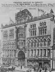 The Opening of Cardiff Central Market 1891