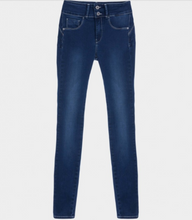 Load image into Gallery viewer, One Size Double Up -Mid Denim