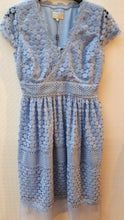 Load image into Gallery viewer, Fee G Blue Lace Dress