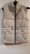"Load image into Gallery viewer, ""TANYA"" Gilet - Beige"