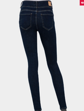 Load image into Gallery viewer, Tiffosi One Size Double Comfort Jeans, Dark Blue