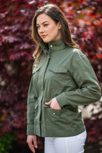 Load image into Gallery viewer, Utility Jacket - Army Green
