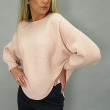Load image into Gallery viewer, Ribbed Knit Jumper