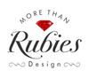 More Than Rubies Design