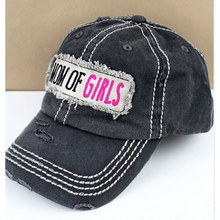 Load image into Gallery viewer, Mom Of Girls Hat/Cap