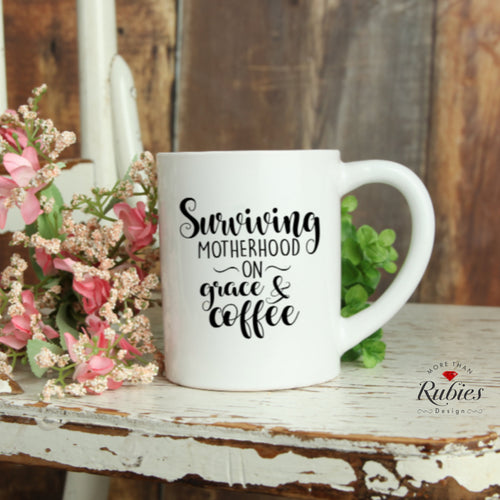 Enjoy your morning cup of coffee or tea with one of our beautiful faith-based mugs! An inspirational way to start your day! Our cute ceramic mugs make a great gift! Share your faith in style! Christian coffee mugs with a unique design made just for you! Enjoy!