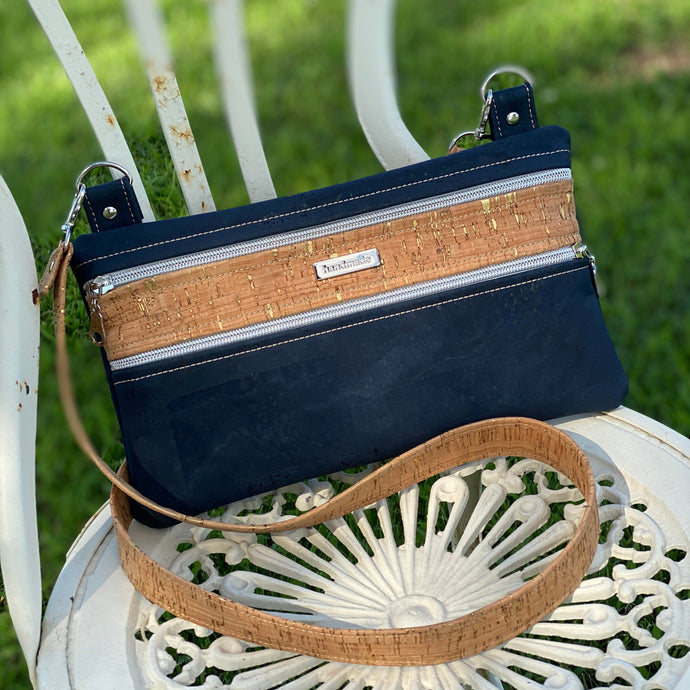 Do you need a small-light-weight casual cork crossbody purse? Our