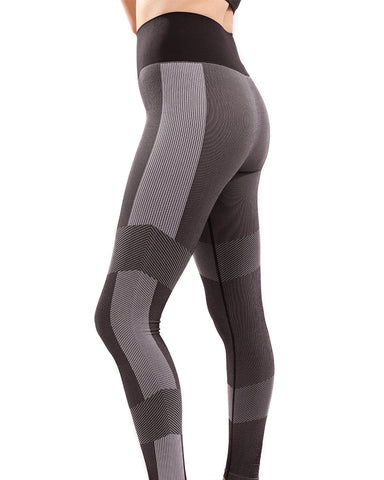 Arleta Seamless Leggings - Black