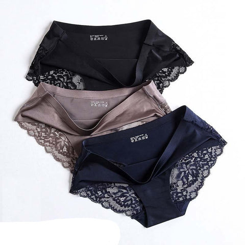 Fashion Cotton Lace Underwear Women Panties