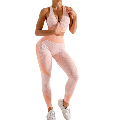 Yoga Set Gym Clothing