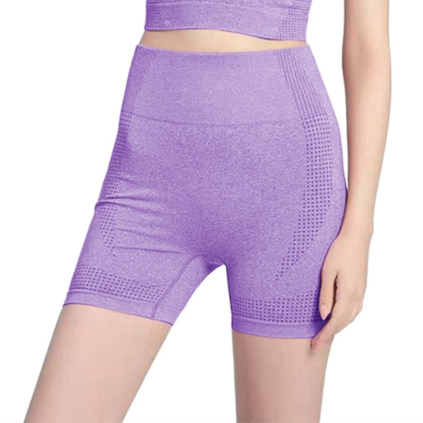 High Waist Workout Yoga Shorts