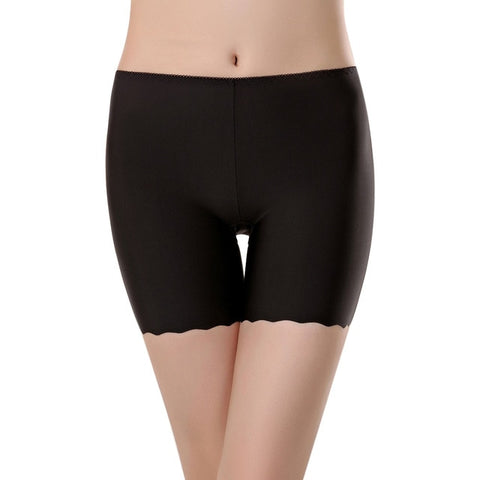 Women Safety Short Pants Lace Seamless