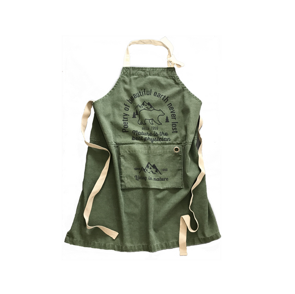 ANDPACKABLE APRON