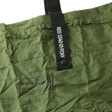 PACKABLE PARACHUTE NYLON BAG