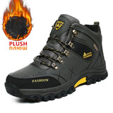 Men's Waterproof Winter Snow Boots