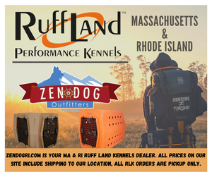 We are now a Ruff Land Kennels Authorized Dealer!