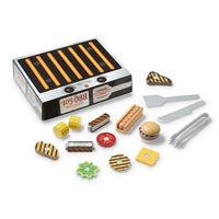 Grill & Serve BBQ Play Set