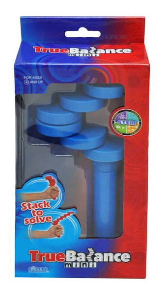 TrueBalance Mini Blue Puzzle Game
