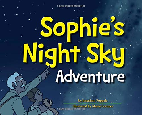 Sophie's Night Sky Adventure Book