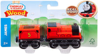 Thomas & Friends Wood James Train Car