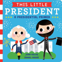 This LIttle President Book