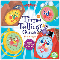 Time Telling Clock Game