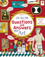 Questions and Answers about Art