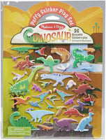 Puffy Sticker Activity Play Set - Dinosaur