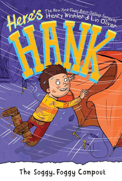 Here's Hank Book Series #8 Book