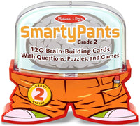Smarty Pants 2nd Grade Card Set