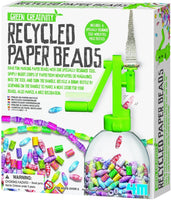 Recycled Paper Beads Craft Kit