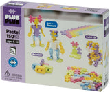 PLUS PLUS Pastel Color Mix - 150 Piece