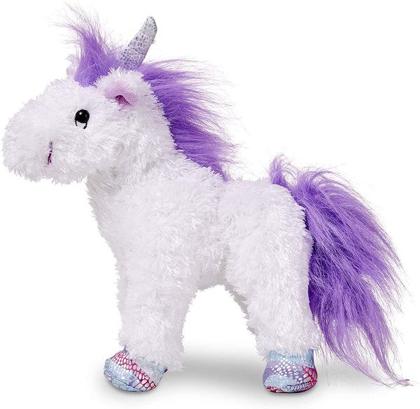 Misty Unicorn Stuffed Animal