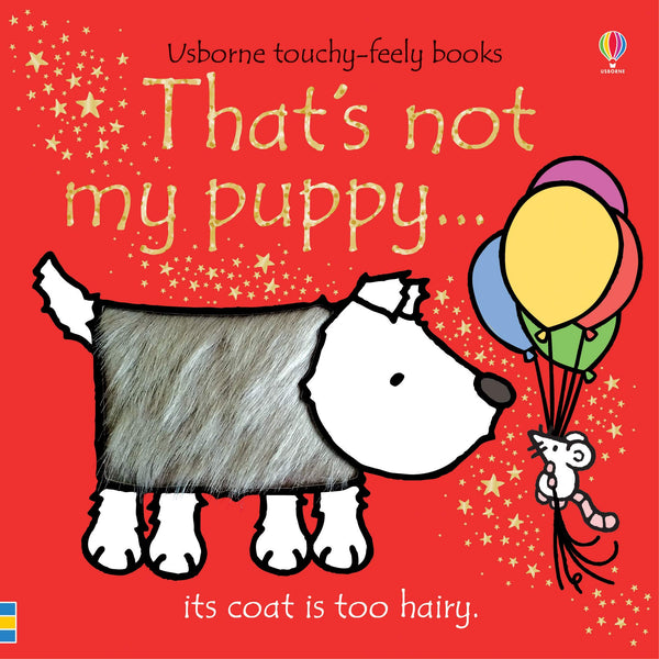 That's Not My Puppy Book