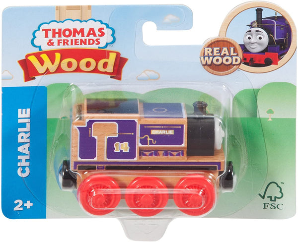 Thomas & Friends Wood Charlie Train Car