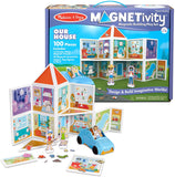 Magnetivity Magnetic Building Play Set Our House