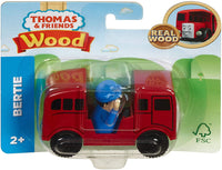 Thomas & Friends Wood Bertie Train Car